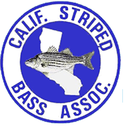 California Striped Bass Association Logo